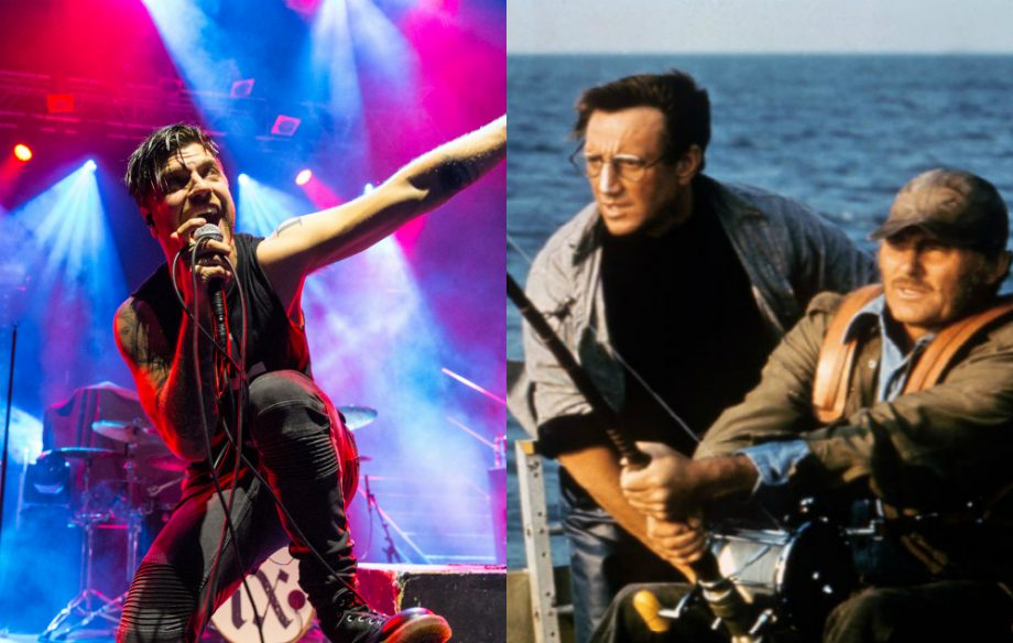 This metal band turned the 'Jaws' theme into a breakdown and it's absolutely barmy