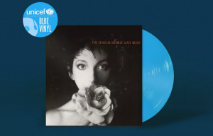 David Bowie, Kate Bush, Nick Cave, And More To Re-release Classic Albums On Blue Vinyl In Aid Of Unicef