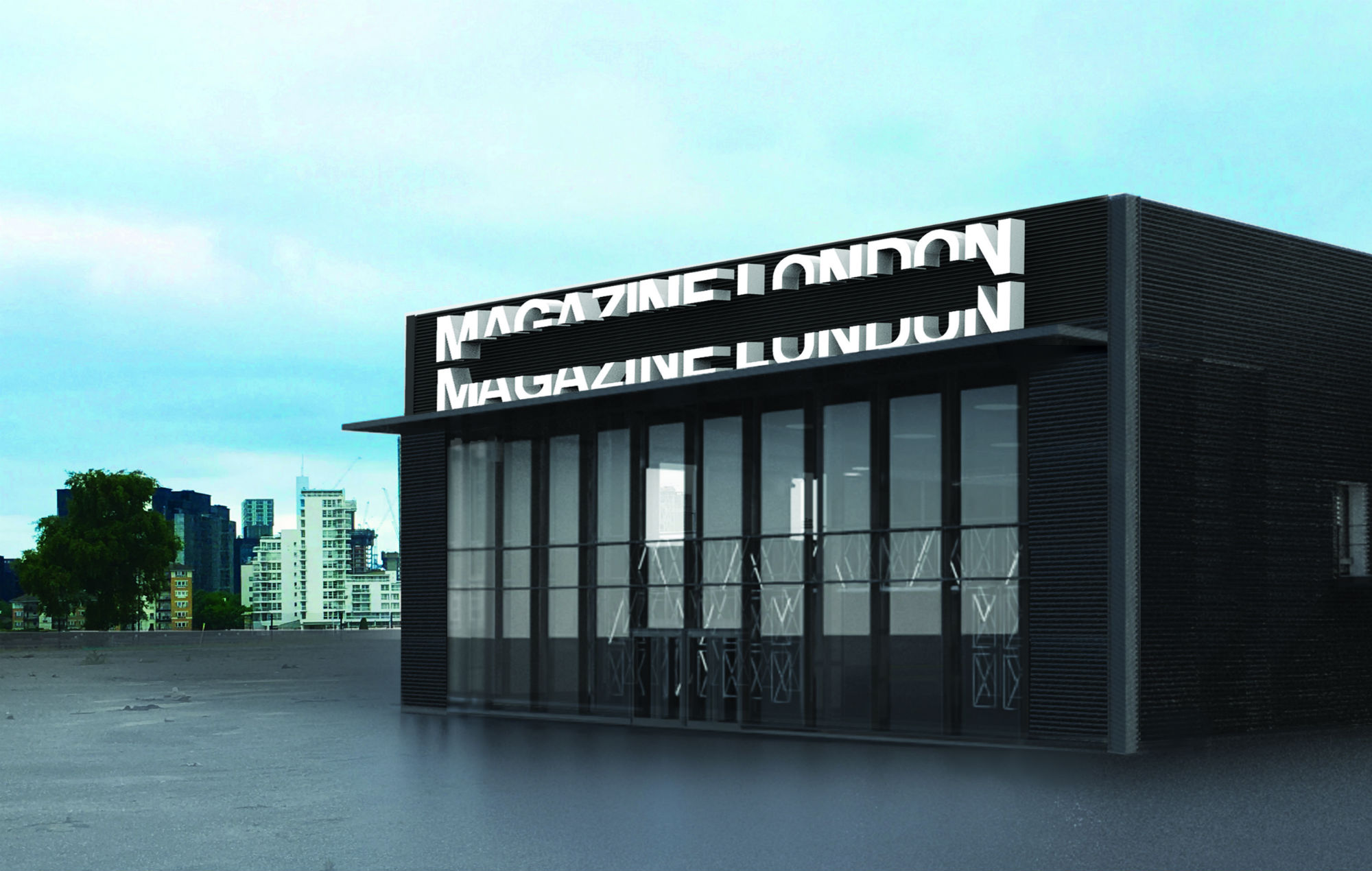 Magazine London A New 3 000 Capacity Venue Is Opening