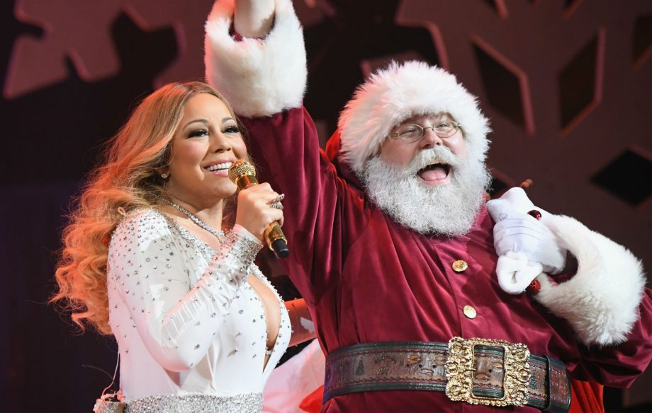 Mariah Careys All I Want For Christmas Is You.Mariah Carey Won T Play All I Want For Christmas Is You