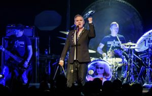 Footage Shows Morrissey Being Attacked While Performing On Stage In San Diego