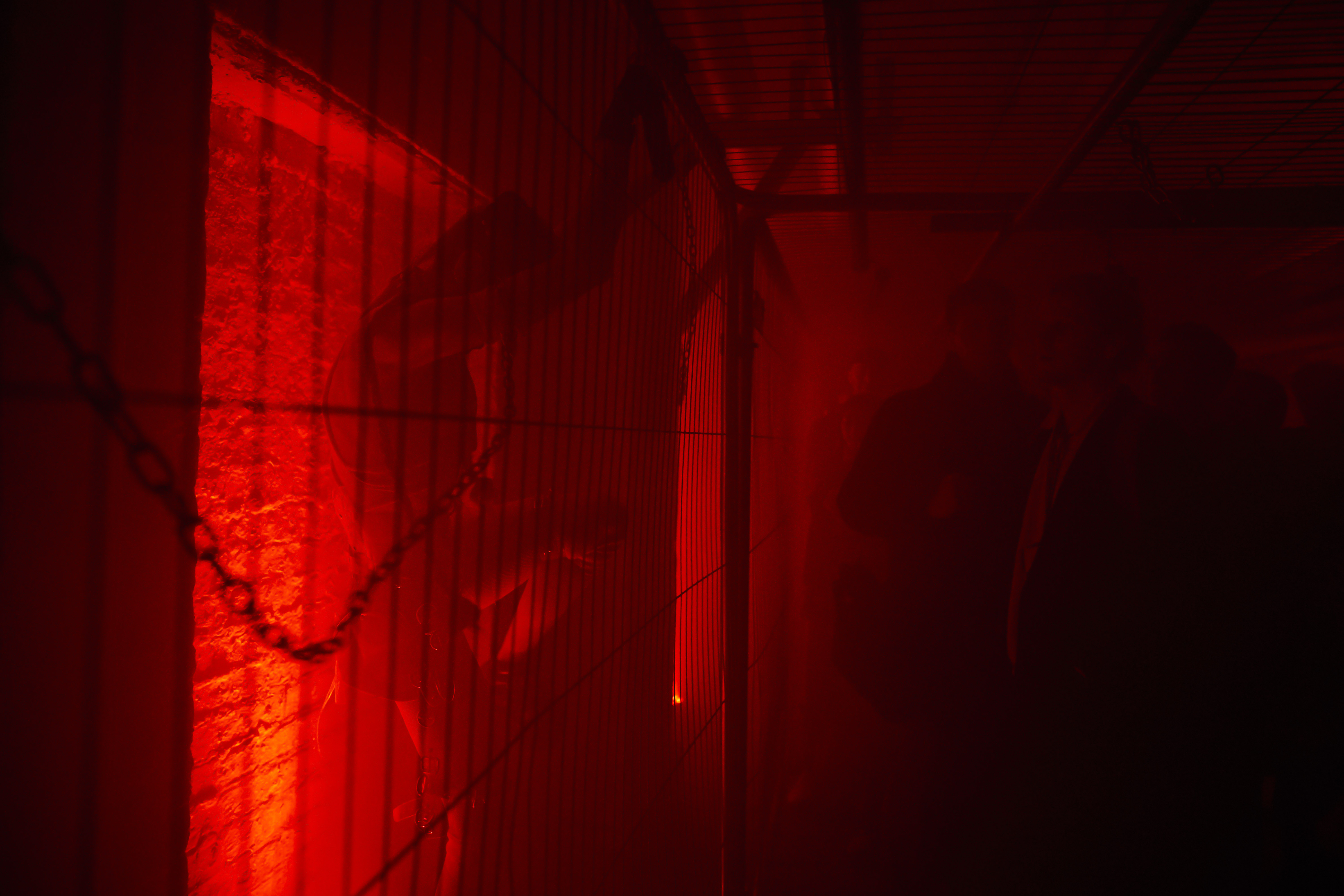 Naked's 'The Cage' at Somerset House's Assembly series: A