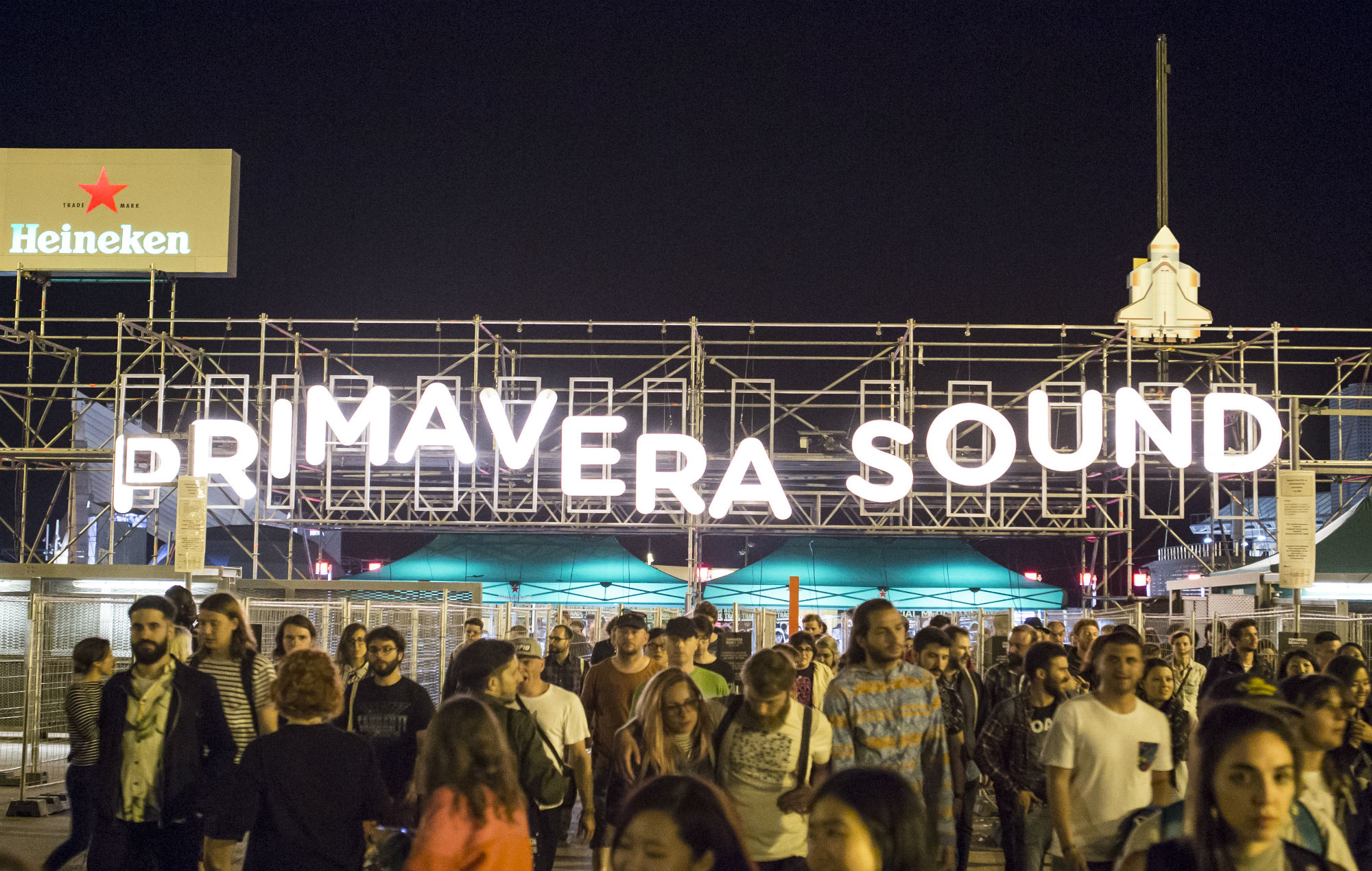 Primavera Sound becomes first major festival to adopt mobile-only tickets