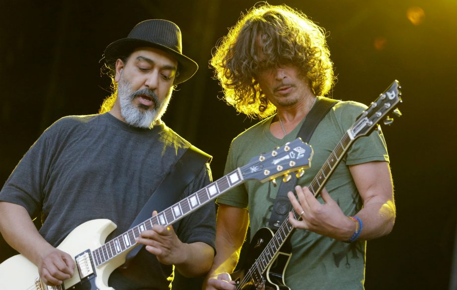 Soundgarden want to record a new album using Chris Cornell's demos