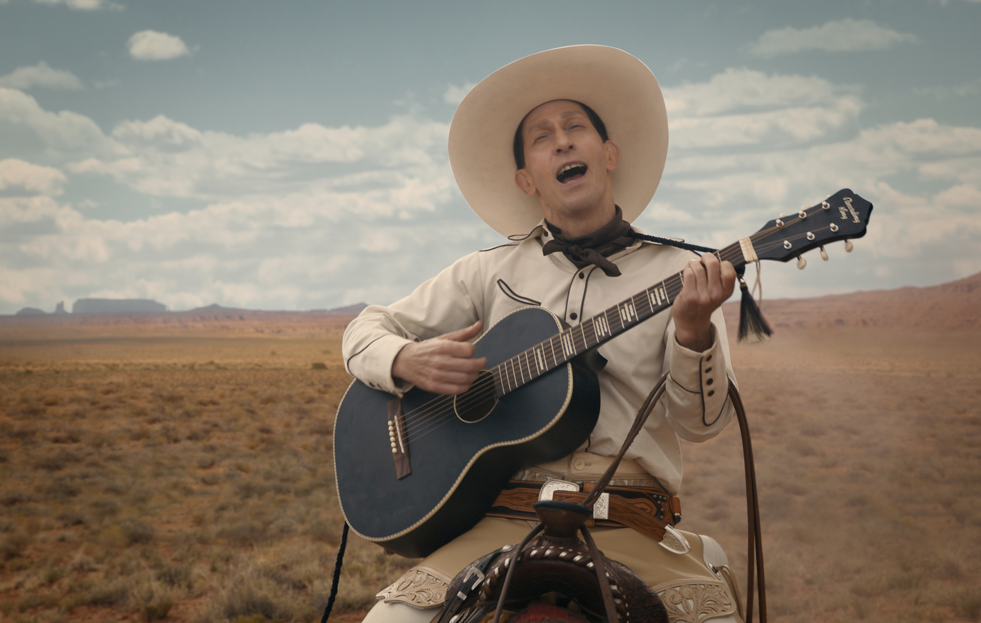 The Ballad of Buster Scruggs: the cast on the Coen brothers