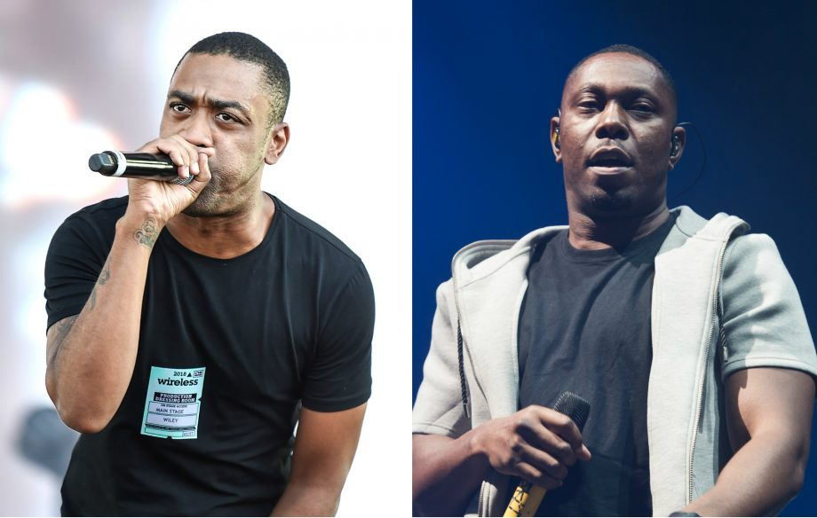 the war has officially started wiley takes aim at dizzee rascal