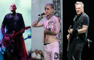 Billy Corgan compares Lil Peep to Metallica