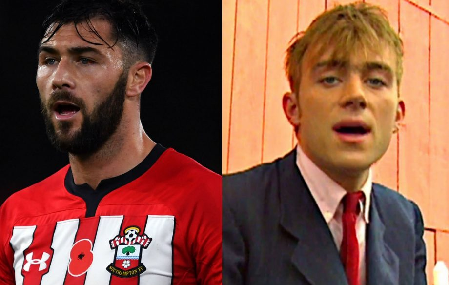 Someone's made a mash-up of Southampton FC's Charlie Austin and Blur's 'Parklife' – and it's brilliant