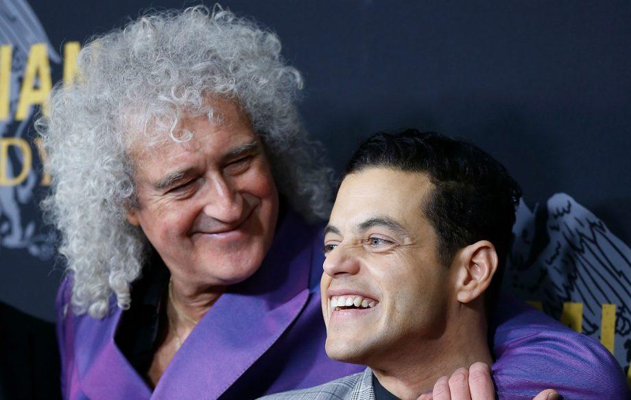 "Brian May: Rami Malek заслужува Oscar за изведбата на ""Bohemian Rhapsody"""