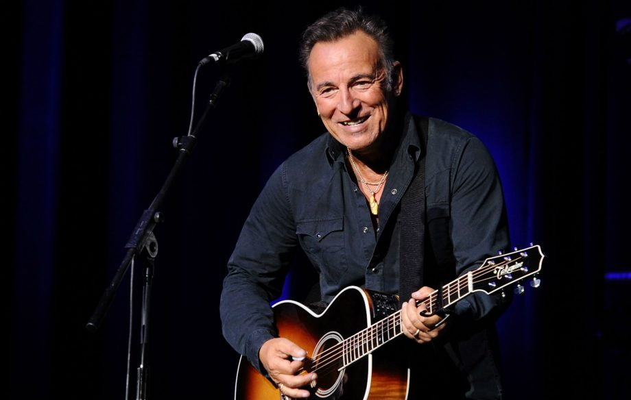 Is Bruce Springsteen teasing a new solo album?
