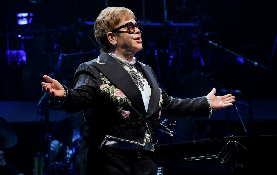 Elton John reaches out to the real John Lewis after years of Twitter hounding
