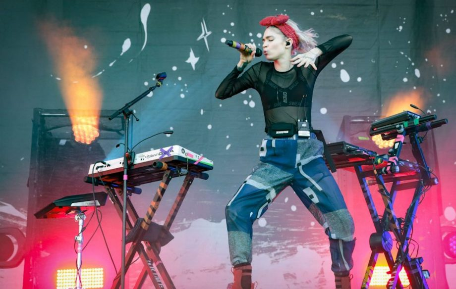 "Grimes wants to ""publicity execute"" her stage persona"