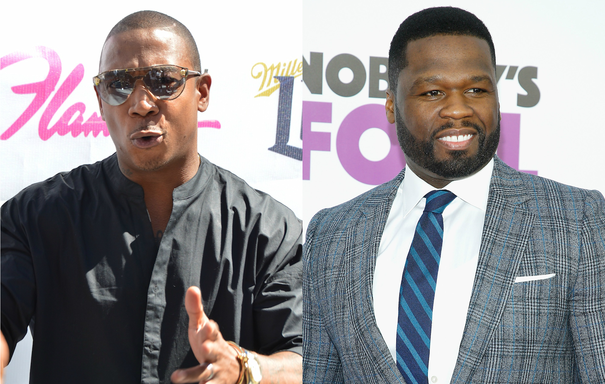 Ja Rule Challenges 50 Cent To Pull Up For A Meet And Greet As Feud