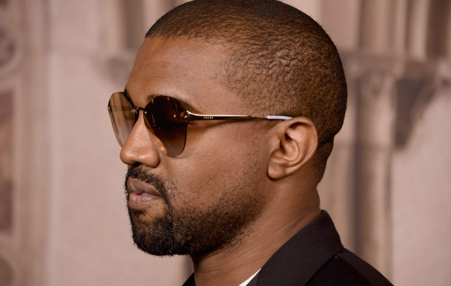 f65a3a6886134 Kanye West attends the Ralph Lauren 50th Anniversary event during New York  Fashion Week at Bethesda Terrace on September 7