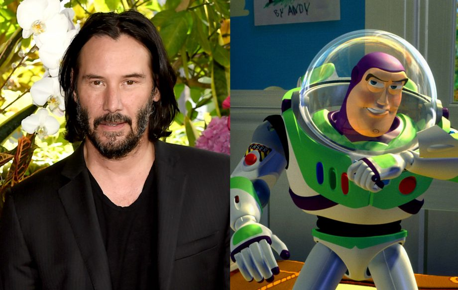 Tim Allen Teases Keanu Reeves Mystery Toy Story 4 Character