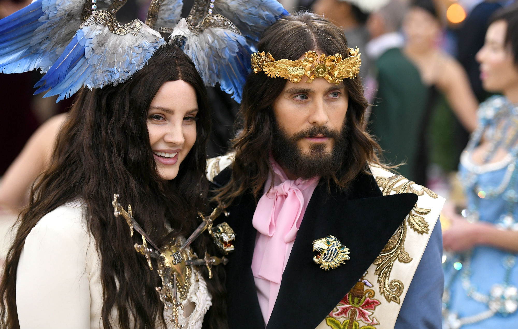 Lana Del Rey And Jared Leto Are The Faces Of A New Gucci