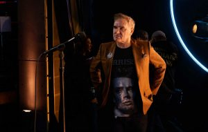 """Morrissey Calls Reports That He Was Attacked At San Diego Gig """"absolute Crap"""""""