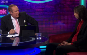 "Bbc Politics Host Andrew Neil Slams Primal Scream's Bobby Gillespie As A ""miserable Jock"""