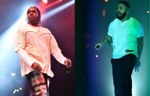 Pusha T Says He Didn't Approve 'fuck Drake' Screen Message At Camp Flog Gnaw 2018