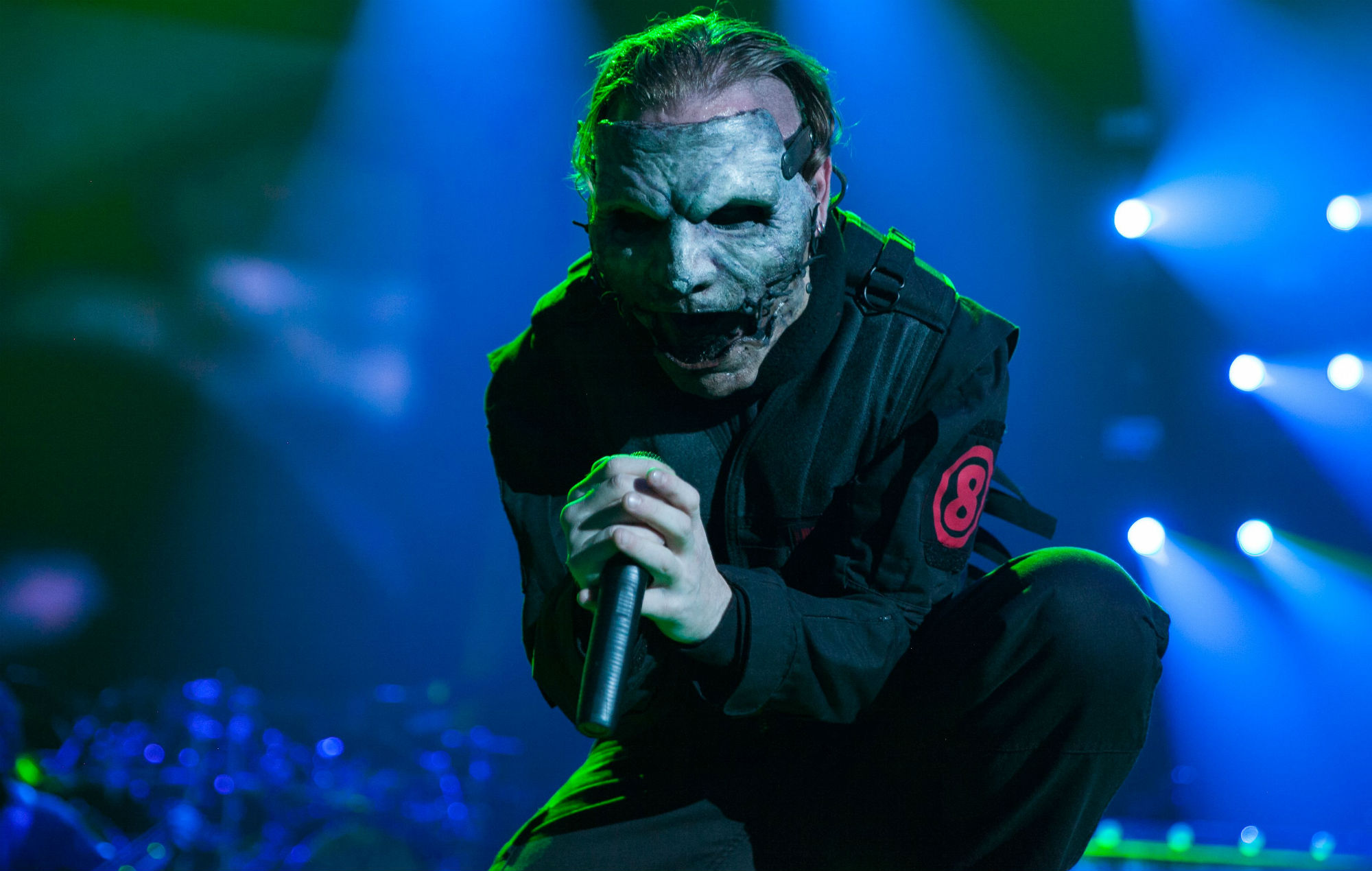 Slipknot's Corey Taylor Opens Up About His Battle With ...