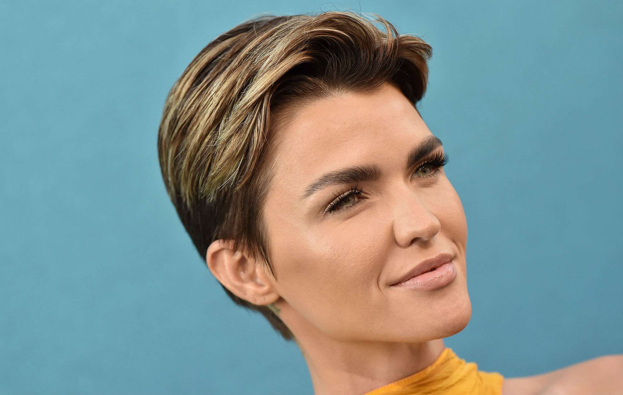 Ruby Rose Shares First On Set Image Of Her In Character As