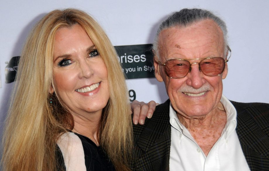 Stan Lee's daughter reveals they created one final super hero