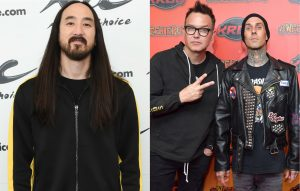 Listen To 'why Are We So Broken', The New Track From Steve Aoki And Blink-182