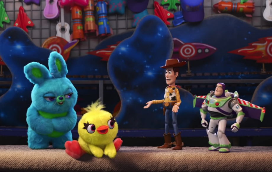 Watch The Second Trailer For Toy Story 4 Featuring Two New