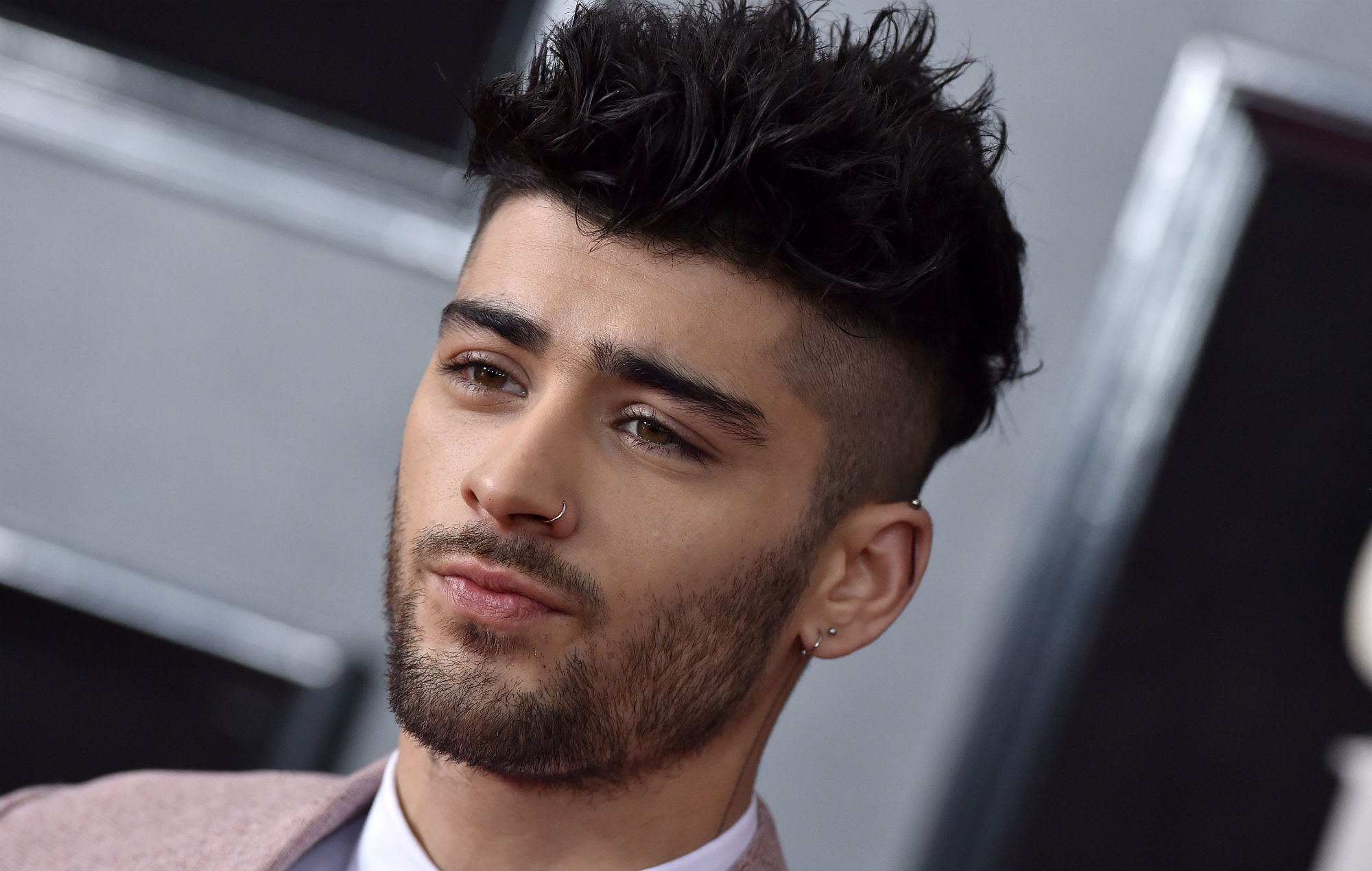 Listen to Zayn Malik collaborate with R3HAB and Jungleboi on new single, 'Flames' - NME Live