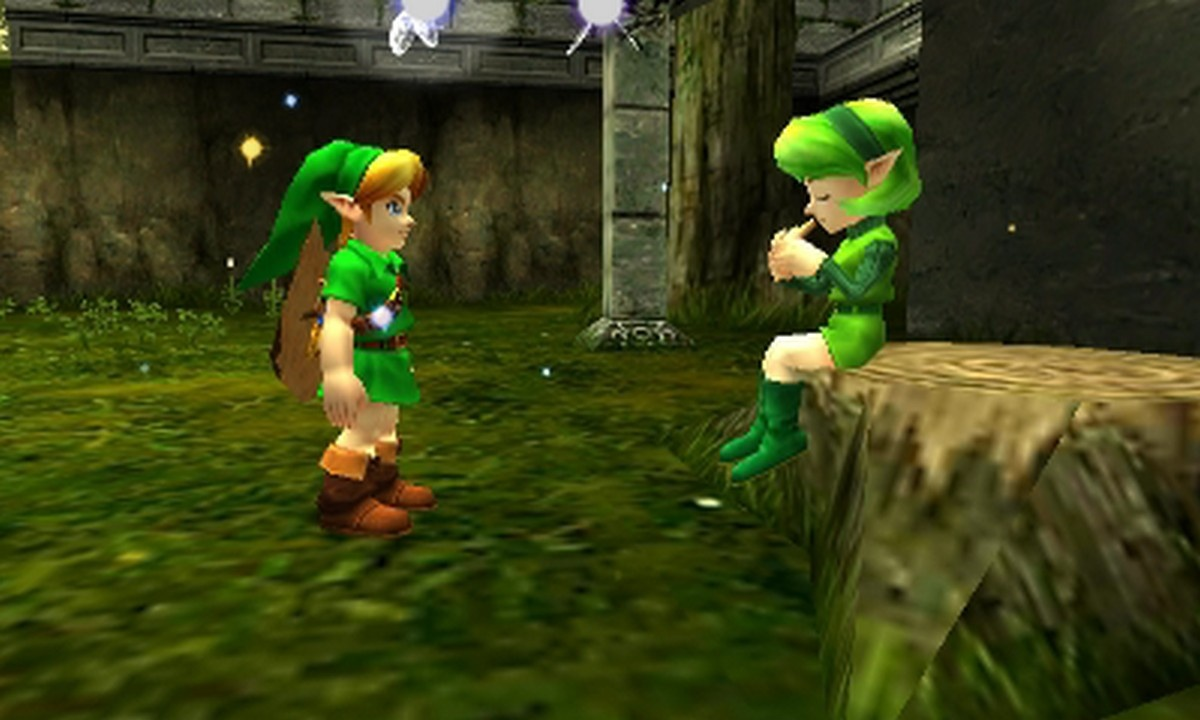A love letter to 'The Legend of Zelda: Ocarina of Time