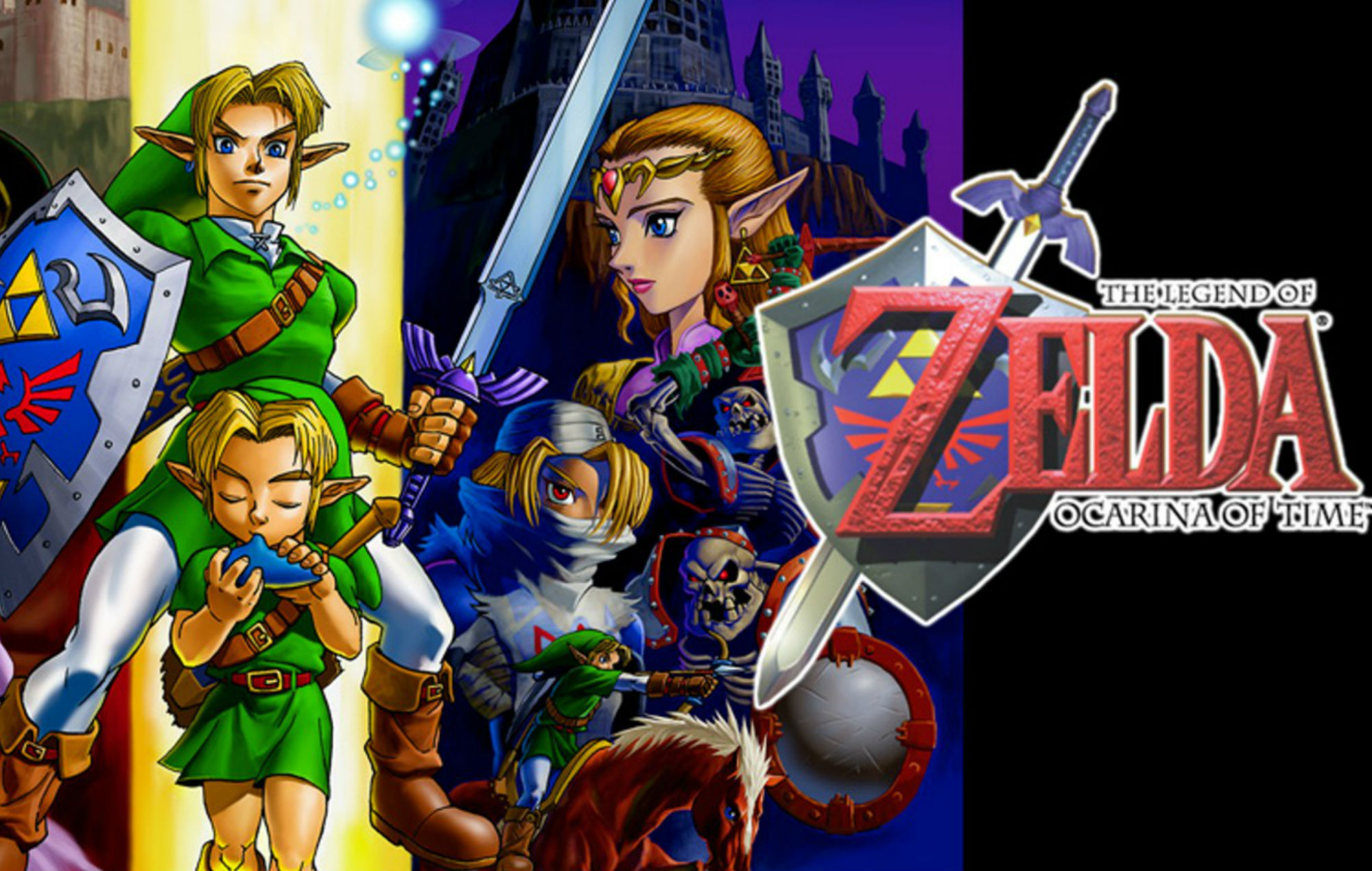 A Love Letter To The Legend Of Zelda Ocarina Of Time