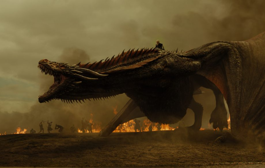 Game Of Thrones Fans Have Realised Daenerys Dragons Aren T