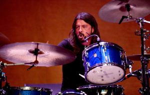 Dave Grohl Is Currently Shooting A Movie About His Life