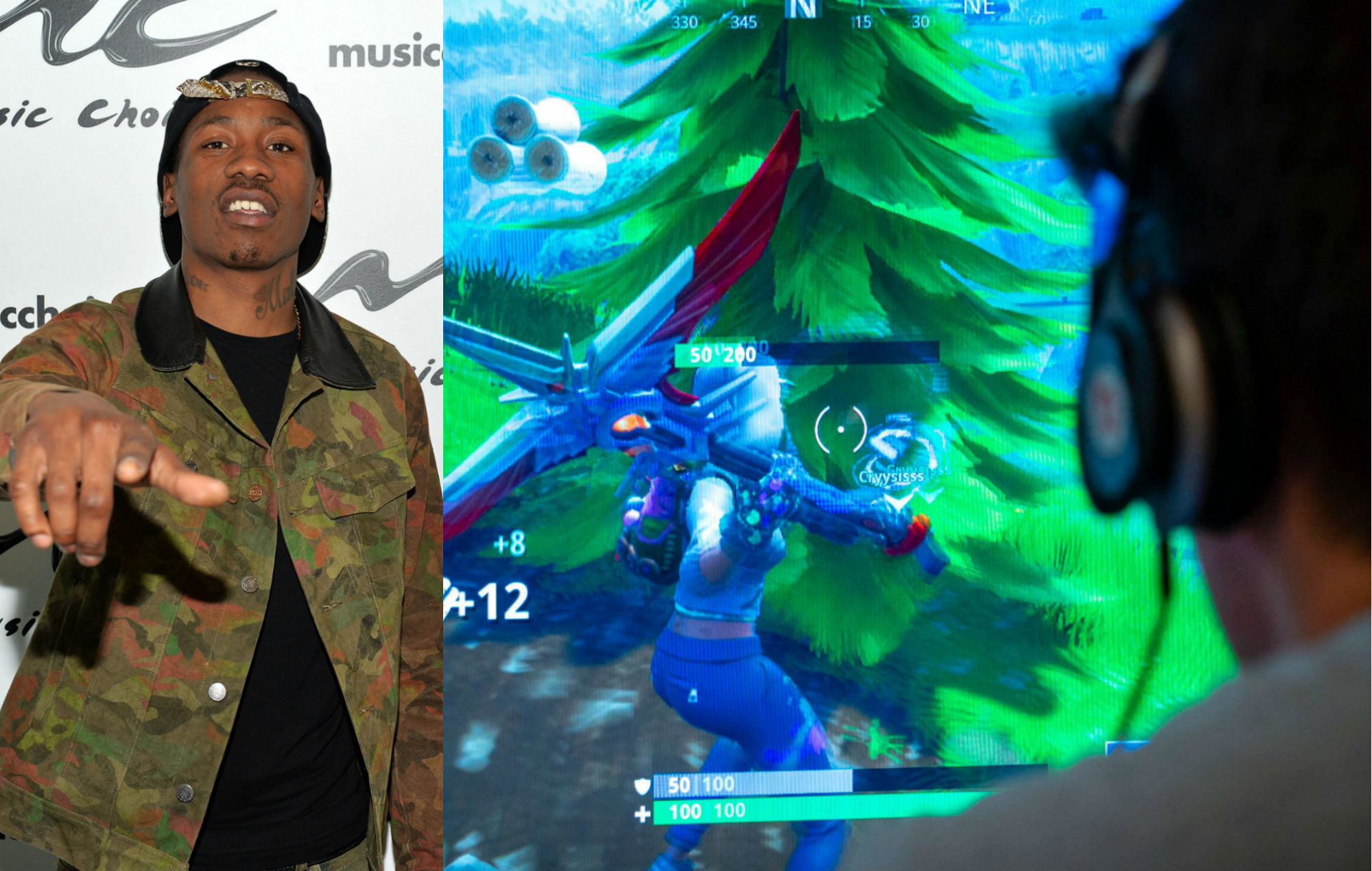 fortnite sued by rapper 2 milly for allegedly stealing milly rock dance - chance the rapper fortnite dance