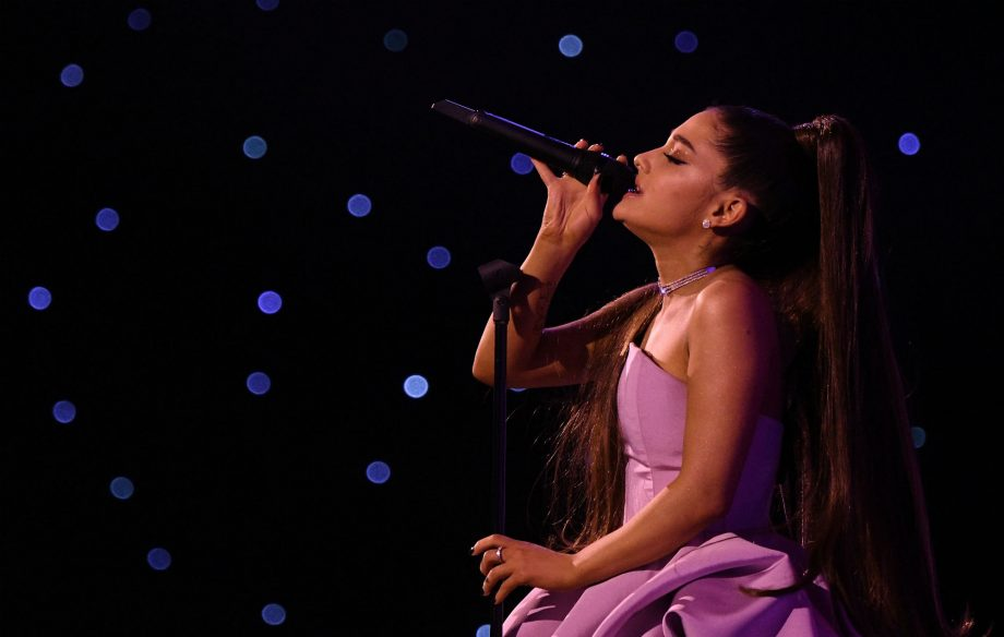 Ariana Grande sets huge new streaming record with 'Thank U