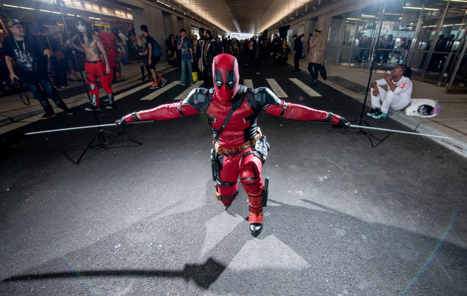 The new 'Deadpool' poster has angered many Mormons