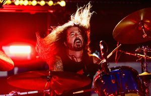 Watch Dave Grohl perform