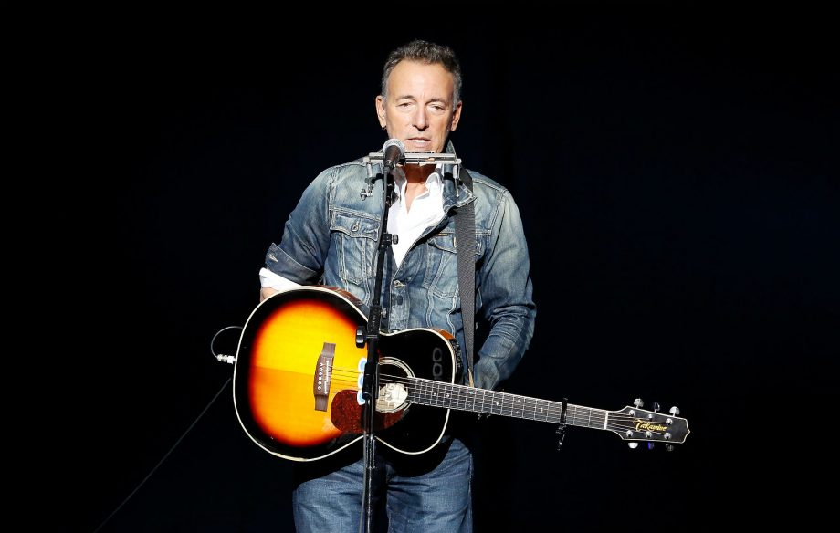 Listen to 'Hello Sunshine', the first track from Bruce Springsteen's new solo album