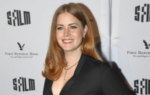Amy Adams says she 'thinks'