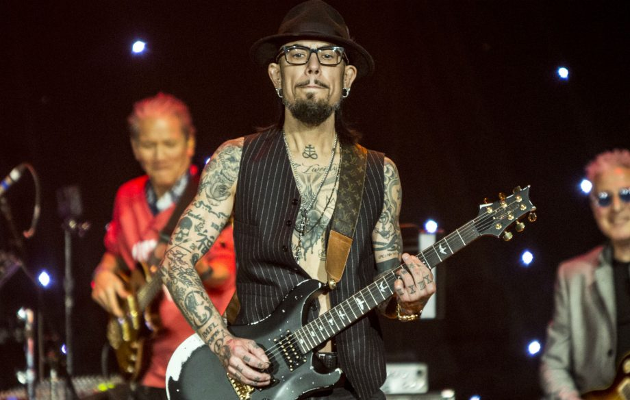 Dave Navarro criticises new documentary about his mother's murder