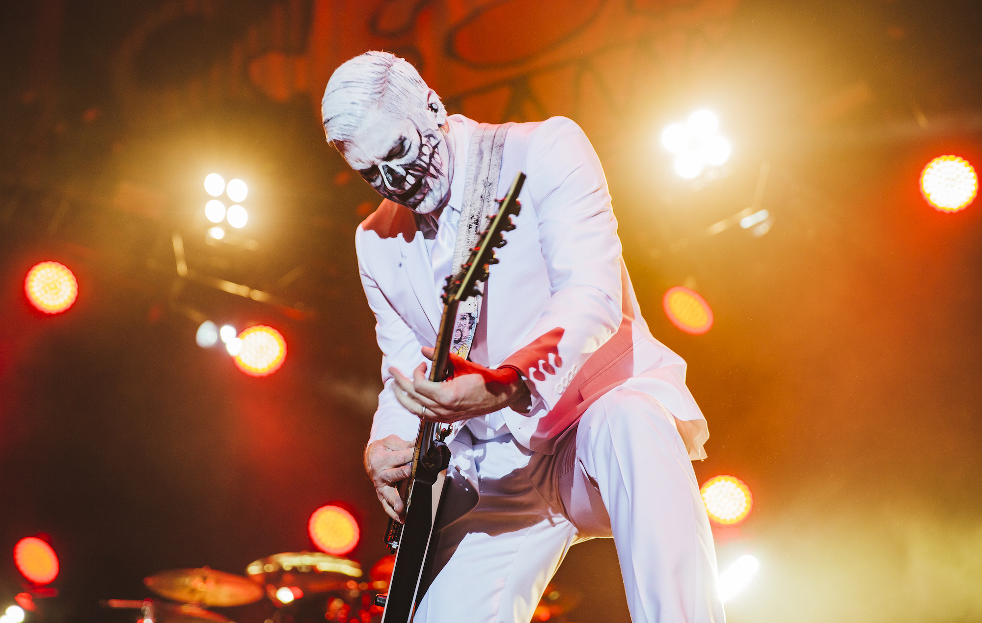 Wes Borland Shares Clips Of New Limp Bizkit Songs From Studio