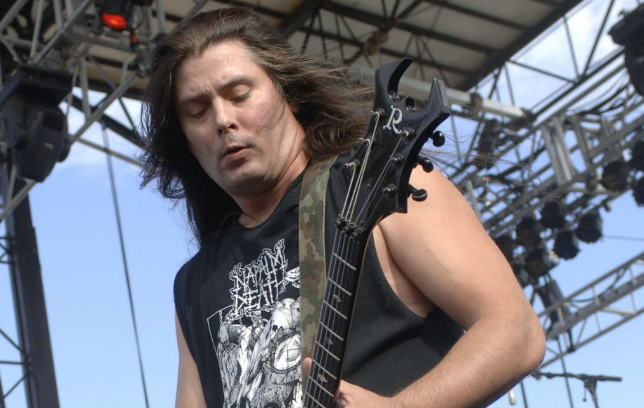 Arrested Cannibal Corpse guitarist reportedly had military-style flamethrowers and was warning of the rapture