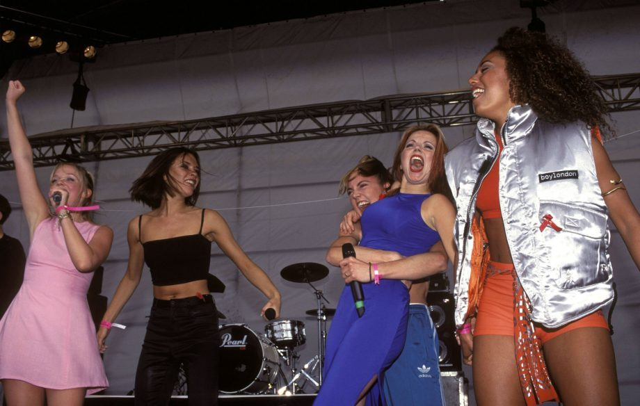 """Spice Girls are """"in talks"""" to play Glastonbury 2019"""