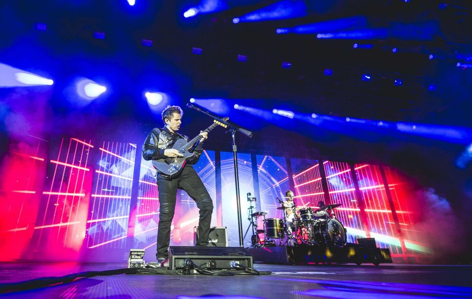 Muse share studio cover of Duran Duran's classic 'Hungry Like the Wolf'
