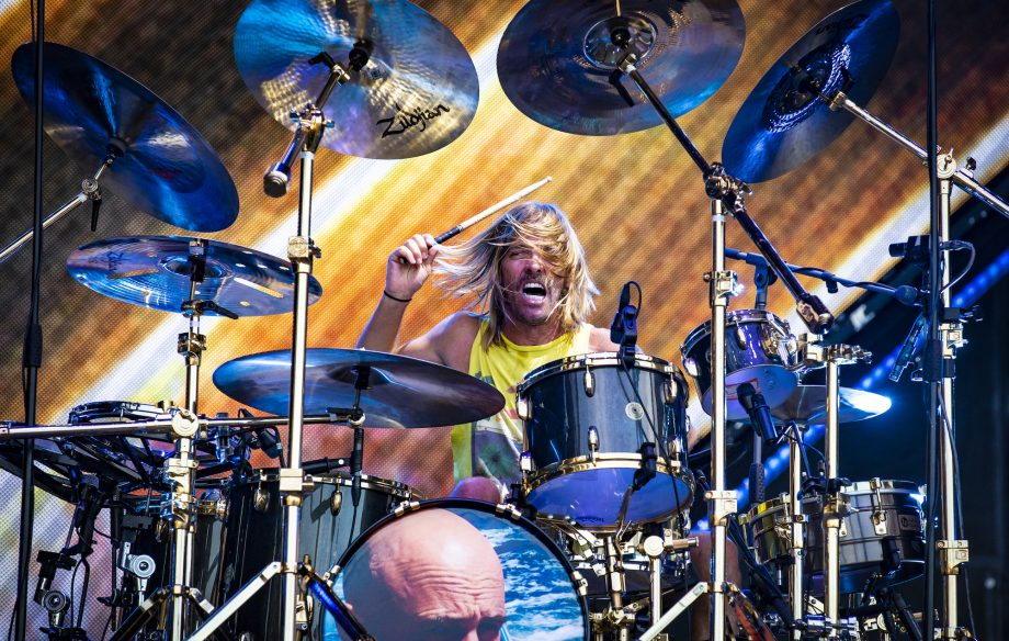 Watch 11 Year Old Son Of Foo Fighters Drummer Taylor