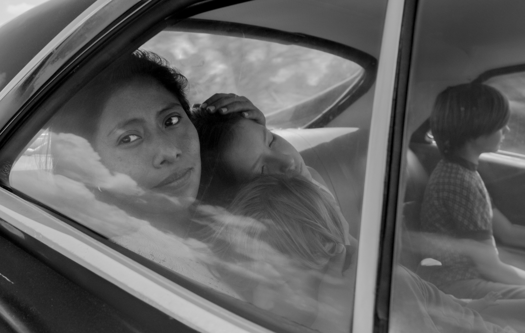 Roma Film: 'Roma' Film Review: A Stunning Piece Of Personal Cinema