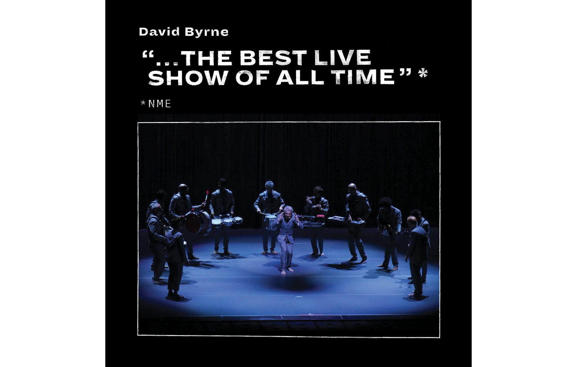 """THE BEST LIVE SHOW OF ALL TIME"" ES EL NUEVO EP DE DAVID BYRNE"