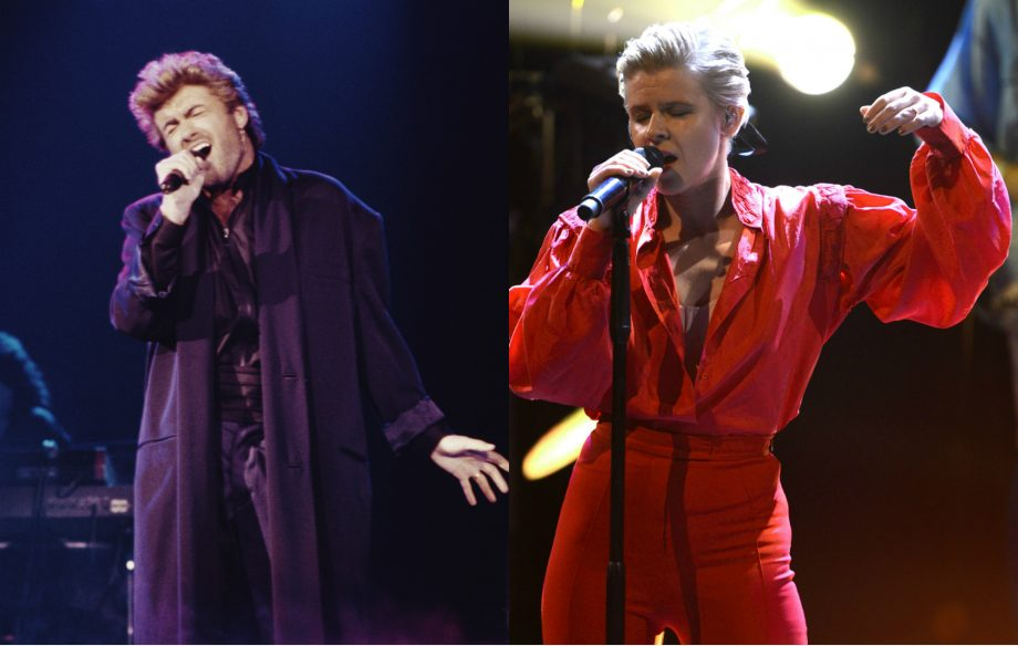 Wham Last Christmas.Watch Robyn Perform A Minimal Cover Of Wham S Last Christmas