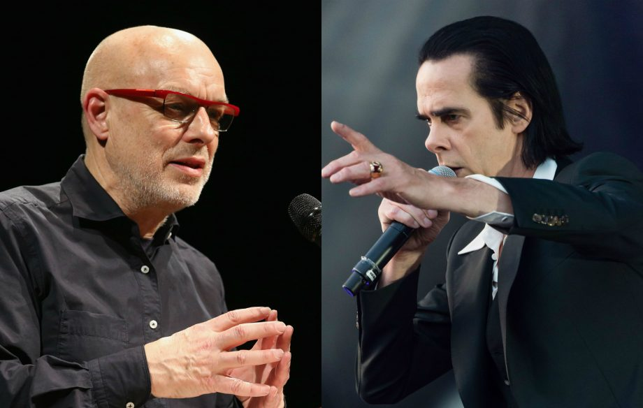 "Nick Cave shares email he sent Brian Eno regarding his stance on ""cowardly and shameful"" Israel boycott"