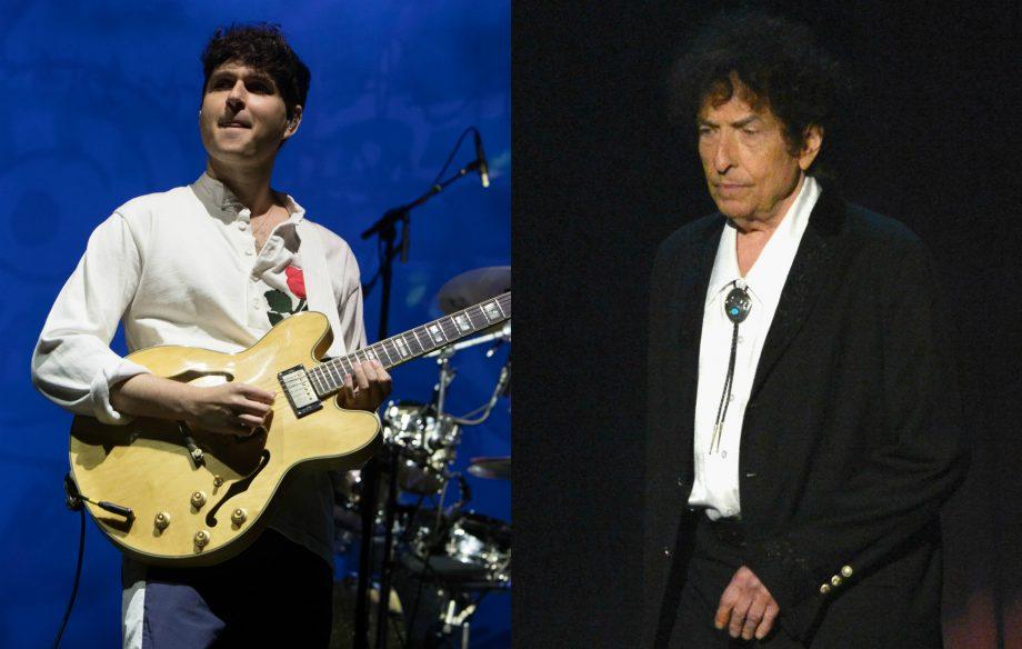 Here's Vampire Weekend covering Bob Dylan's 'Jokerman' at a surprise LA gig